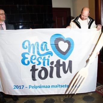 Culinary region 2017 - PEIPSIMAA