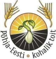 Знак «Põhja-Eesti kohalik toit» (Местная еда Северной Эстонии)